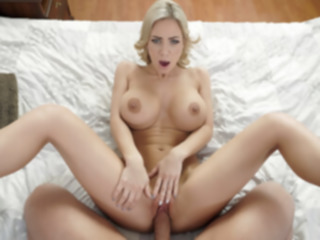 blowjob Natalie Cherie in Physical Liberations - SexBabesVR blonde