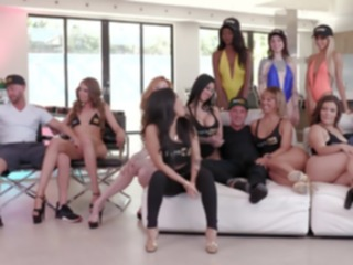 brunette Craziest orgy of all time! Fucking for money PHG-V6 blonde