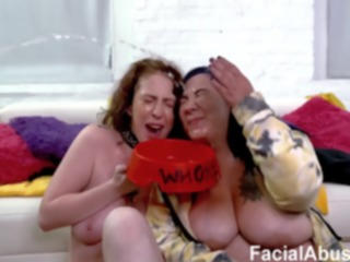 big cock What The Fuck (2 Sisters Pissed On) bdsm